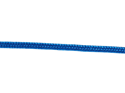 Paracordband 2,5mm blau
